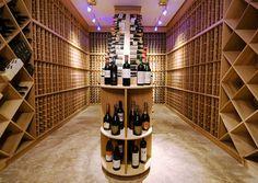 Best Underground Wine Storage Construction