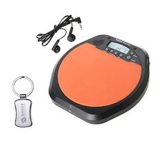 Digital Electric Electronic Drum Simulation Pad Device for Beginner Training Practice Metronome with Retail Package  a Keychain ** Click on the image for additional details.Note:It is affiliate link to Amazon.