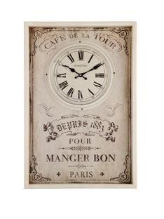 cafe-de-la-tour-wall-clock