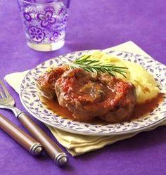 Osso bucco de veau à la milanaise (ou osso buco) - Ôdélices : Recettes de cuisine faciles et originales !