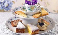 Time for Tea, Gebäck und gute Gespräche   Betty Bossi