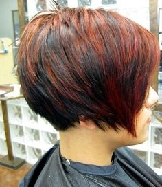 Short Inverted Bob Hairstyles 2014