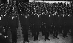 FOI fruit of Islam | This is how the Nation of Islam Fruit of Islam dress today, they also ...