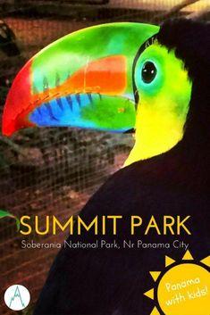 Panama with kids: Summit Park near Panama City via @farflunglands