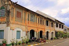 La ciudad de Savannakhet en el sur de Laos http://www.vietnamitasenmadrid.com/laos/savannakhet.html