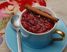 Orange Pecan Cranberry Sauce