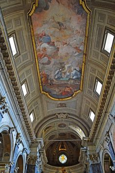FOTOGRAFIAS DEL MUNDO: Obras Sacras de la Iglesia de Santa María in Via d...