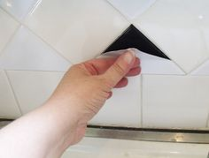 quick fix for ugly tiles
