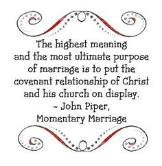 Time-Warp Wife - Keeping Christ at the Center of Marriage Positive Marriage Quotes, Biblical Marriage, Love And Marriage, Quotable Quotes, Bible Quotes, Bible Verses, God Centered Relationship, Relationship Quotes, Relationships