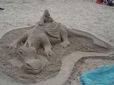 Beach art, get it alot in KZN Durban