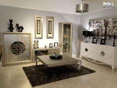 #Muebles Franco Furniture en la exposición de Muebles Mesa en #lucena #salón #tv www.francofurniture.es