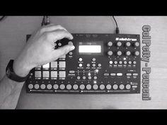 Techno House Detroit Live session(Elektron Analog Rytm OS 1.30D)[Full HD]