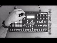 Techno House Detroit Live session(Elektron Analog Rytm OS 1.30D)[Full HD]