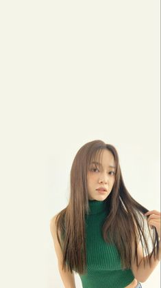 Kim Sejeong, Long Hair Styles, Beauty, Long Hairstyle, Long Haircuts, Long Hair Cuts, Beauty Illustration, Long Hairstyles, Long Hair Dos