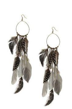 Stud Earrings & Feather Earrings | Earrings at boohoo.com