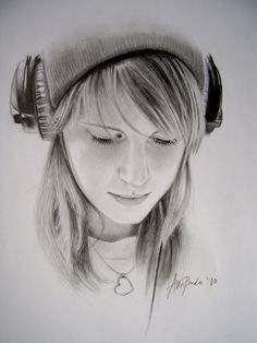 Hayley Williams Drawing
