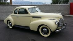 1940 Buick Sport Coupe