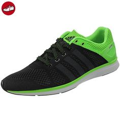 Adidas Adizero Feather Prime M M21368 Herren Laufschuhe / Runningschuhe /  Trainingsschuhe Grün 42 - Adidas