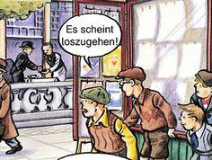 Boardstory: Emil und die Detektive