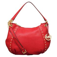 Shop for Michael Kors Middleton Convertible Shoulder Bag. Get free delivery On EVERYTHING* Overstock - Your Online Handbags Outlet Store! Mk Bags Outlet, Michael Kors Handbags Outlet, Cheap Michael Kors, Mk Handbags, Michael Kors Bag, Burberry Handbags, Michael Kors Shoulder Bag, Shoulder Bags, Mk Purse