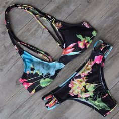 Triangle Bathing Swimwear Brazilian Bikini Set maillot de bain