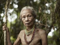 Indigenous people of the Mentawai Islands, photo by Joey L