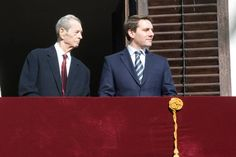 Prince Nicholas of Romania - Open Day at the Palace (King Michael's birthday)