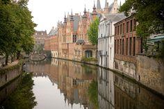 Bruges, amandine voyage, navette aéroport