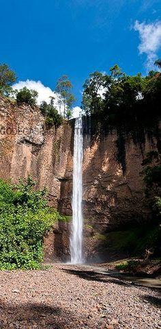 Cachoeira do Saltão - Itirapina - SP - BRASIL.