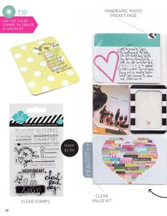 ISSUU - Make Pretty Stuff Volume 1 Issue 3 by Heidi Kasteler Swapp