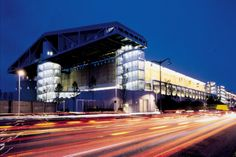 Portello Fiera Milano City - Project by Mario #Bellini Associati, Light designer Mario Bellini e Marco #Pollice von Bulow