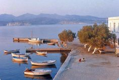 Pollonia, Milos 1960's - why we all fell in love with Greece