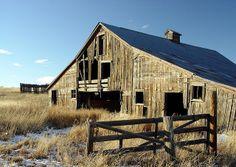 J.G. Evans Barn 01 | Flickr - Photo Sharing!