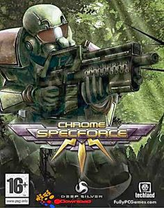 Chrome SpecForce Game Free Download Highly Compressed Full Version