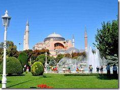 Basílica de Santa Sofia - Istambul