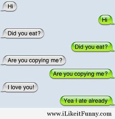 Funny Text Messages Joke