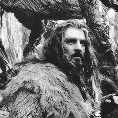1/2 - The Hobbit: the Desolation of Smaug - Thorin in Mirkwood #RichardArmitage