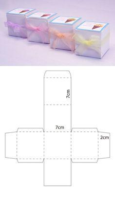 Diy Geschenk Basteln - Cajas con moños en tonos pastel to make origami box Diy Geschenk Basteln - Cajas con moños en tonos pastel Diy Gift Box Template, Paper Box Template, Box Templates, Cube Template, Origami Templates, Baby Shower Souvenirs, Baby Shower Gifts, Box Patterns, Origami Box