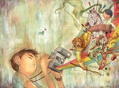 Julian Callos - Illustratore filippino