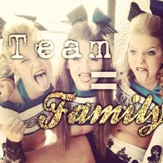 My gym team is my second family. Cheerleading Quotes, Cheer Quotes, Cheerleading Gifts, Cheer Sayings, Cheer Coaches, Cheer Stunts, All Star Cheer, Cheer Mom, Friends Forever