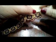 Tutorial Bracciale AMPER (46) - YouTube