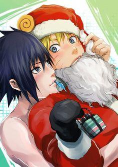 Merry Christmas sasunaru shippers!!