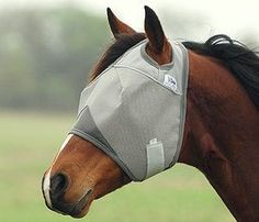 """Cashel Crusader Cool Horse Fly Mask Draft Size by Cashel. $18.99. Cashel Crusader Cool Horse Fly Mask Draft Size : ? Cashel Cool Crusader Fly Mask?SIZE?DRAFT/ SHIRE The?fly mask rated #1 by clinicians and horse publications for comfort, design and fit.? Try one.? You won't go back. ? .? """"We've tested dozens of fly masks, and each time the Crusader"""