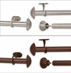 The Source Global Nemesis Indoor-Outdoor Drapery Rod Set is a sturdy curtain, that holds your beautiful curtains and draperies. Outdoor Curtain Rods, Decorative Curtain Rods, Drapery Rods, Curtains And Draperies, Beautiful Curtains, Drapery Hardware, Indoor Outdoor, Outdoor Decor, Pergola Kits
