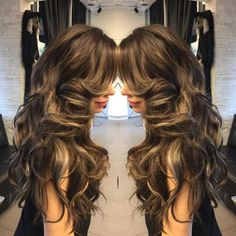 Glamorized Layered Hairstyles and Haircuts for Women (6)
