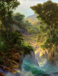 Galleries in Carmel and Palm Desert California - Jones & Terwilliger Galleries - Dale Terbush