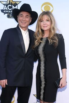 Pinterest the world s catalog of ideas for Where is clint black and lisa hartman