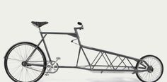 cargo bike from Elian Cycles in the Netherlands.