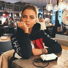 Her IG @burimova ( Alexandra Burimova )