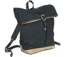 Urban Foldtop Backpack / by Bexar Goods